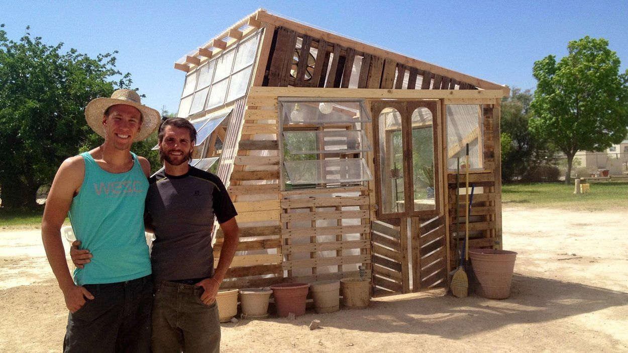 We Quit Our Jobs To Ride Our Bicycles Tiny House