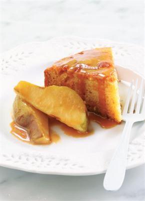 Femina ginger cake and caramelized pear warm dessert recipe femina ginger cake and caramelized pear warm dessert recipe forumfinder Gallery