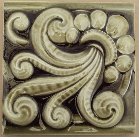 Decorative Relief Tiles Delectable Aetile Colimited  Recycling The Past  Architectural Salvage Review