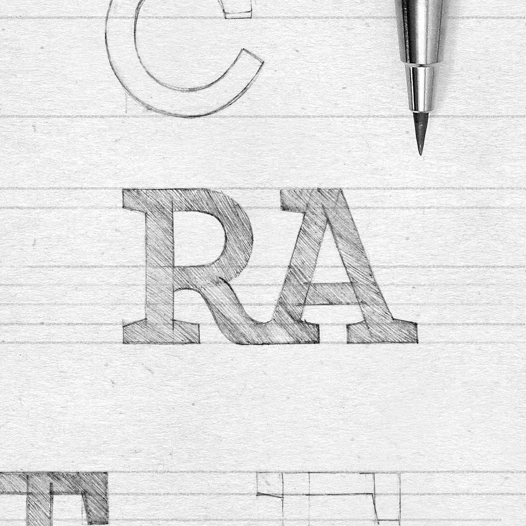 Handmade Lettering Inspiration By Logos Typography David Soto