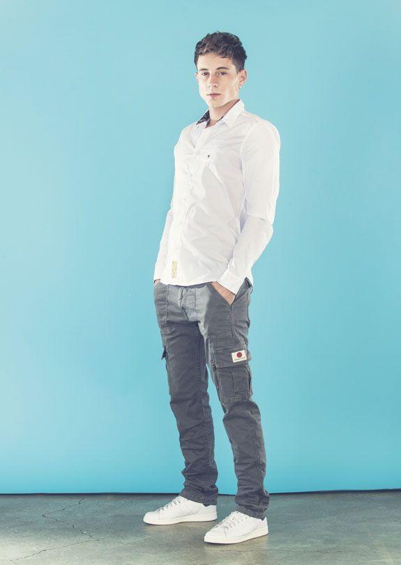 #Men #Lookbook #PE15 #FREEMANTPORTER #WEAREFREEMAN #Fashion / Chemise Cedar Pop : Coming Soon - Pantalon Paul : http://www.freemantporter.com/fr/pantalon-paul-55816.html?color=2115