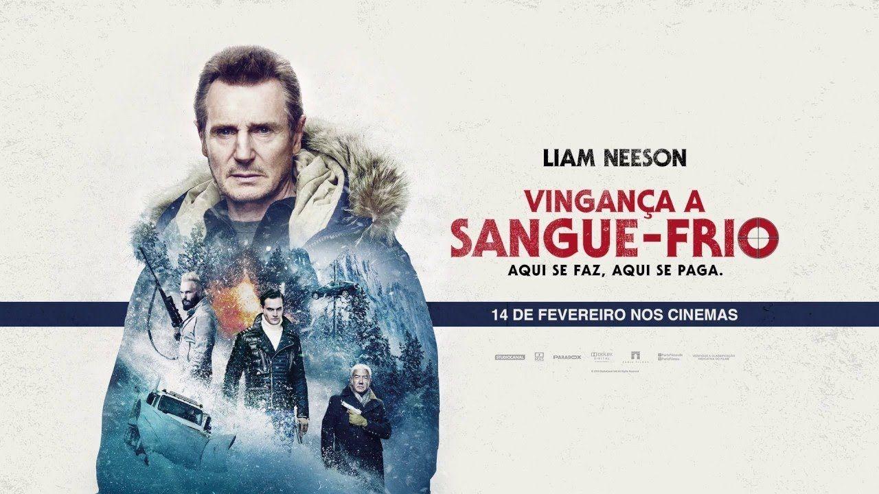 Vinganca A Sangue Frio Filme 2019 Trailer Dublado A Sangue