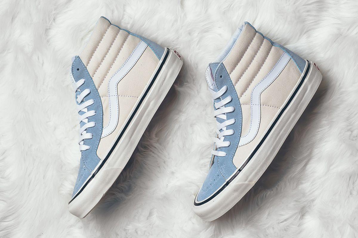 Vans Sk8-Hi 38 DX  Anaheim Factory  Light Blue - EU Kicks  Sneaker Magazine d46f8dadd
