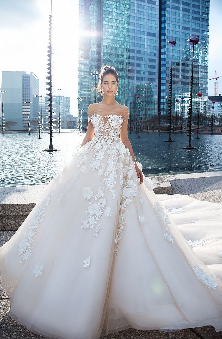 Lorenzo rossi divine affection bridal collection wedding dresses
