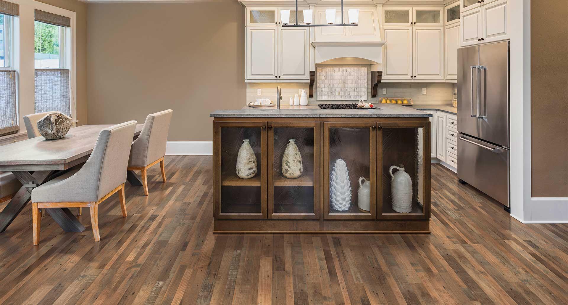 Brown Color Maple Beech Elm Poplar Wood Finish Multi Strip Plank Laminate Flooring Easy To Install Pergo Lifetime Warranty