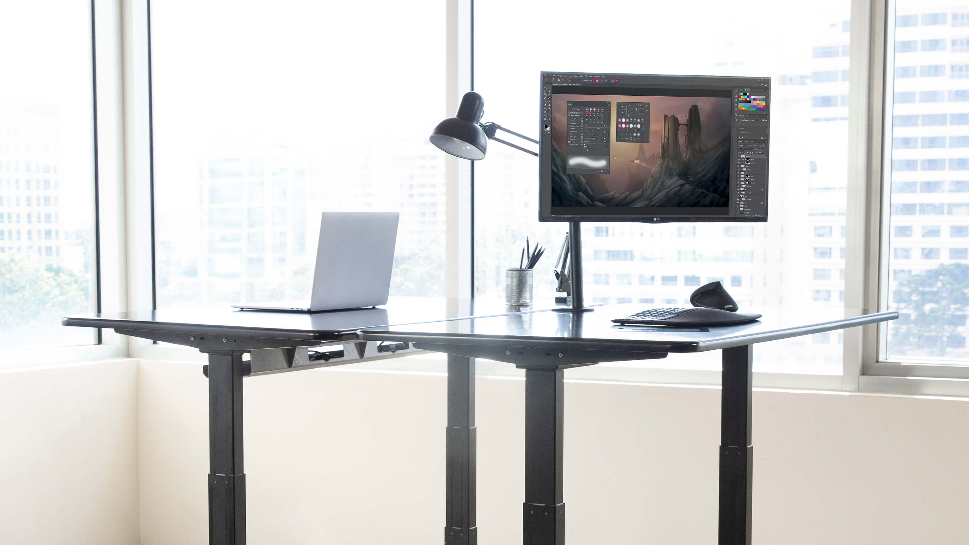 SmartDesk 2 Most Affordable Business Office Standing