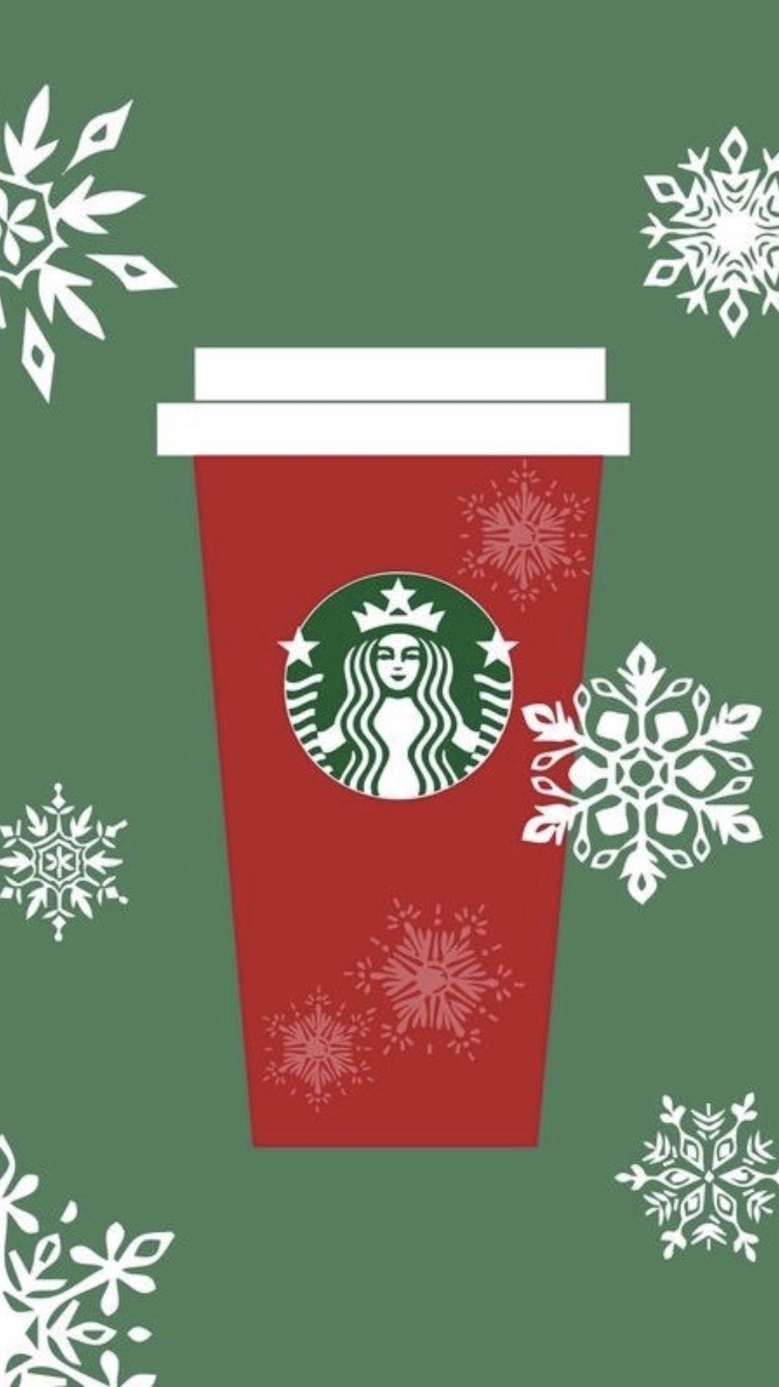 Starbucks Wallpaper Iphone Christmas Starbucks Wallpaper