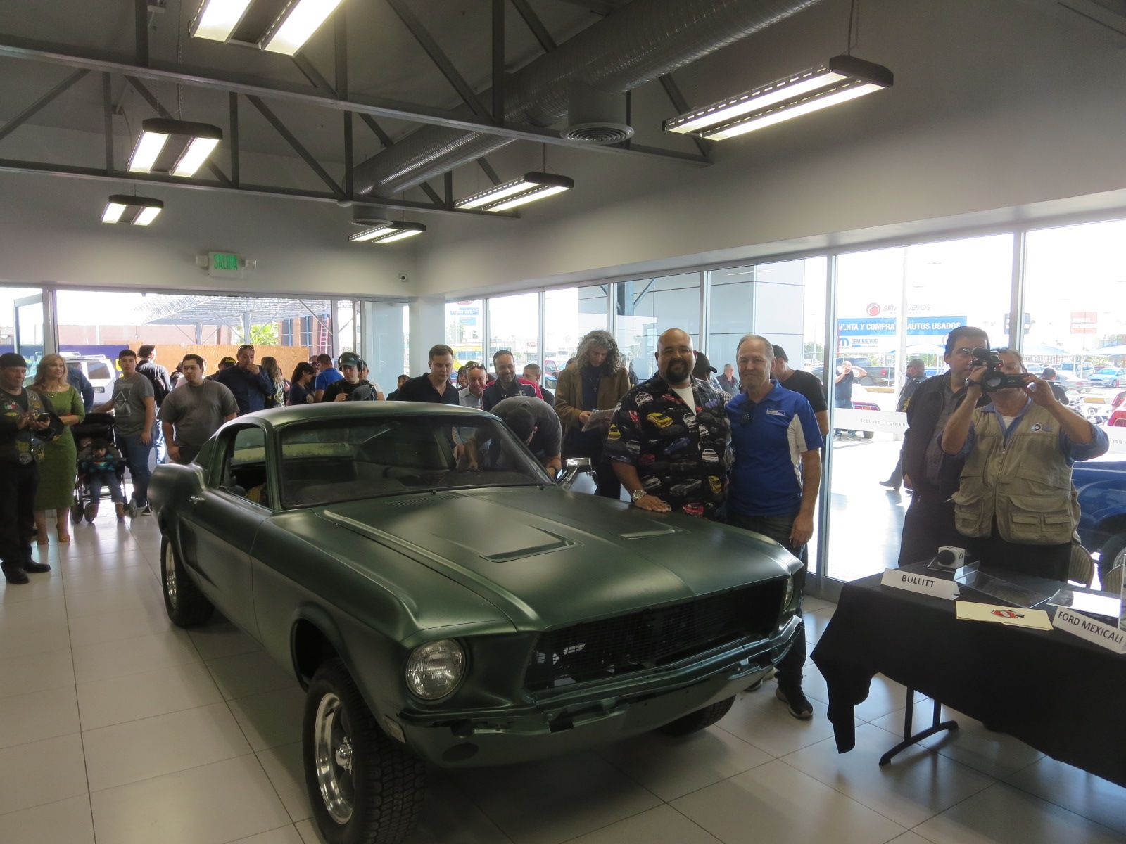 "Lost"" Bullitt Mustang surfaces in Mexico | Motoring | Pinterest | Cars"