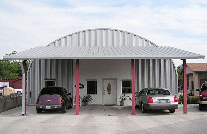 Elegant Metal Building Kit