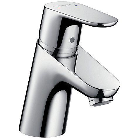Buy Hansgrohe Focus E2 Basin Tap Online at johnlewis.com | Cloakroom ...