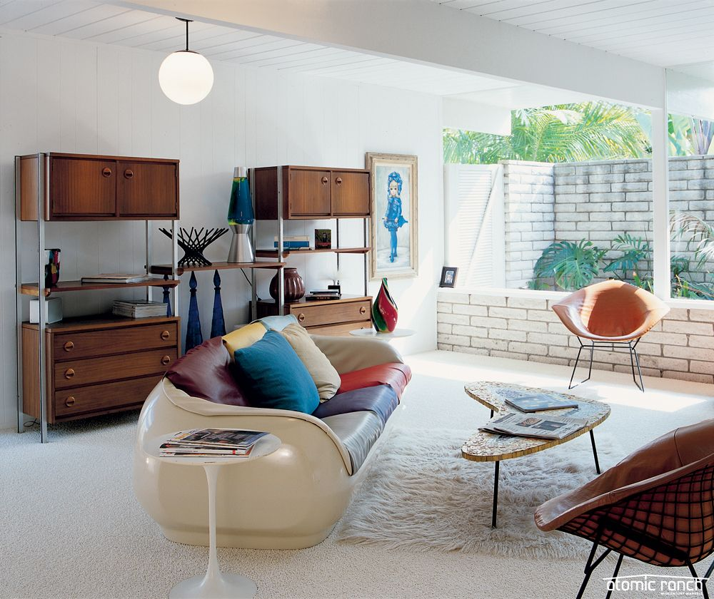 retro style living rooms design and renovation ideas | for the