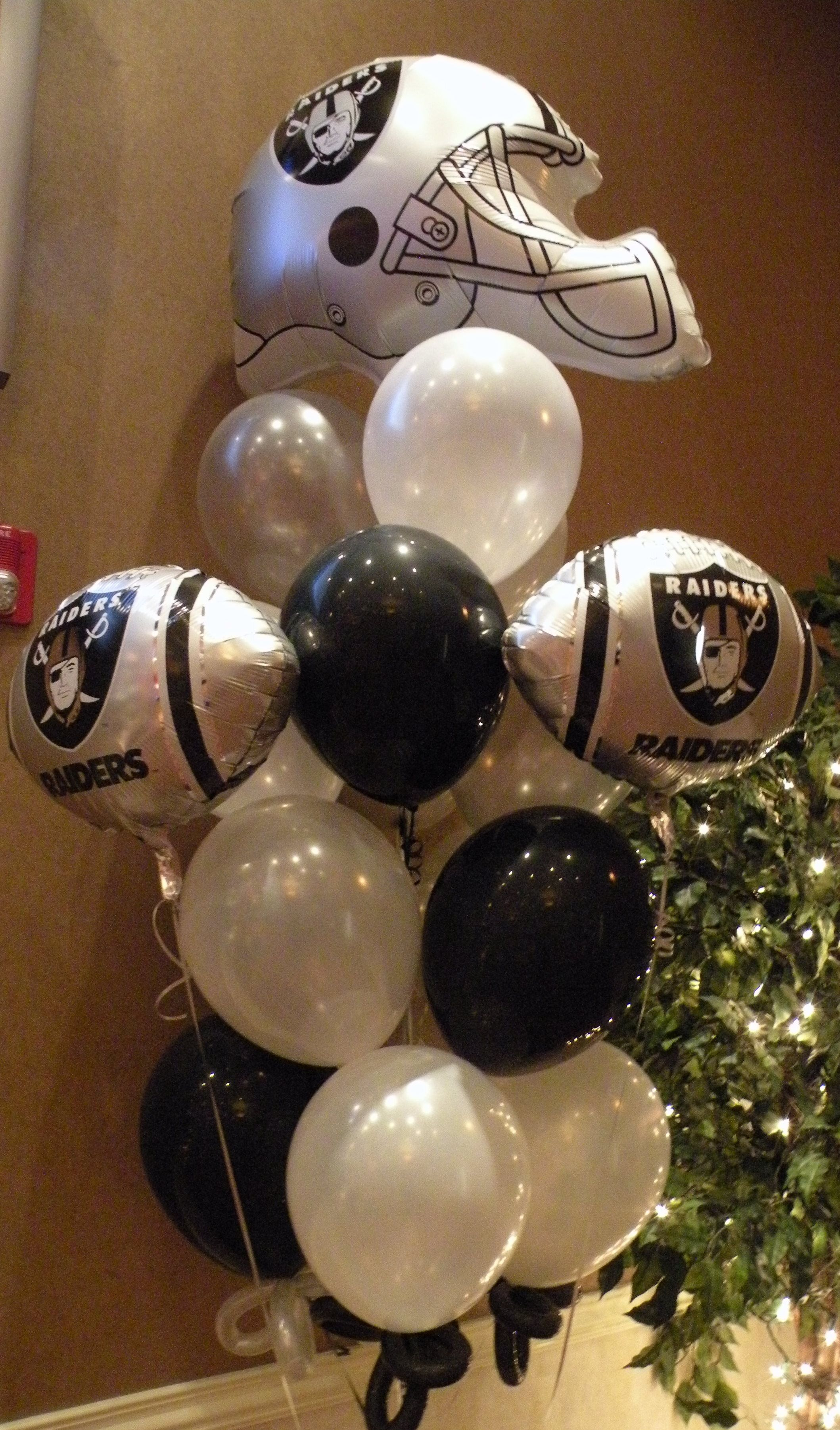 Bday Manly Balloons Haha Sports Birthday 35th 1st Parties Stuff