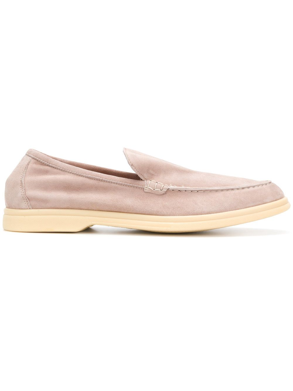 woven loafers - Brown Andrea Ventura N87pUyvYzE
