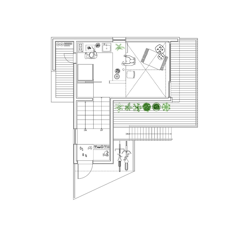 Gallery Of 50m2 House Obba 20 My Home Project Pinterest