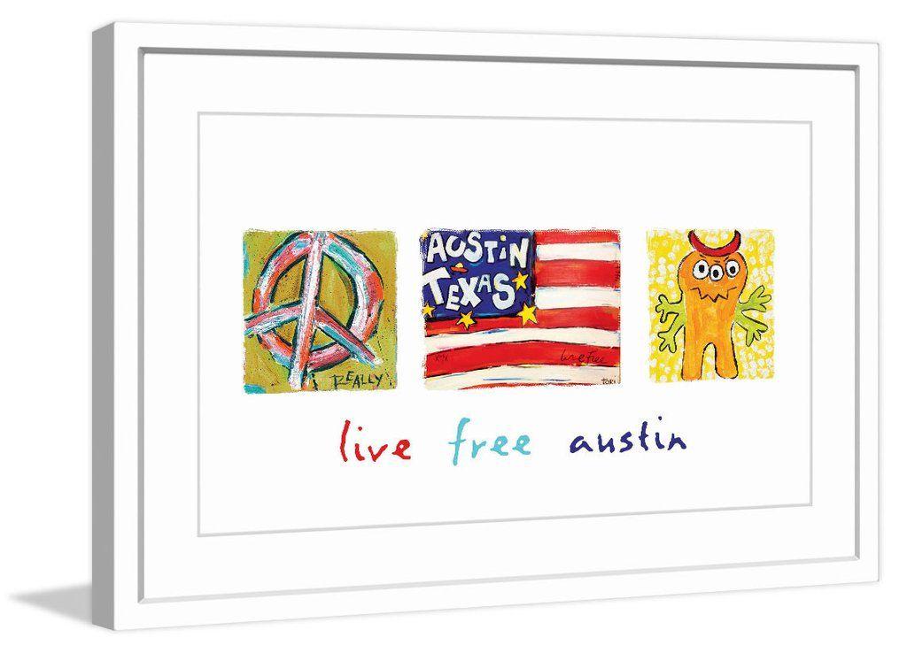 Live Free Austin