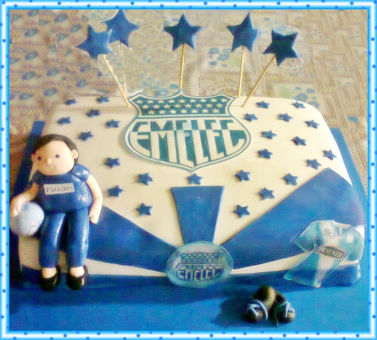 emelec cake   papi   Pinterest   Tortilla, Personalizar y Cumple