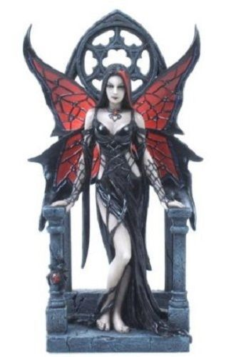 Photo of 9 Inch Aracnafaria By Anne Stokes Collectible Fairy Figure Gothic Decor Figurine 692621852252   eBay