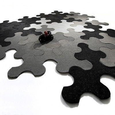 Teppich design rund  Puzzleteppich-Kinderzimmer-Wohnzimmer-Teppich-Puzzle-Design-Kinder ...