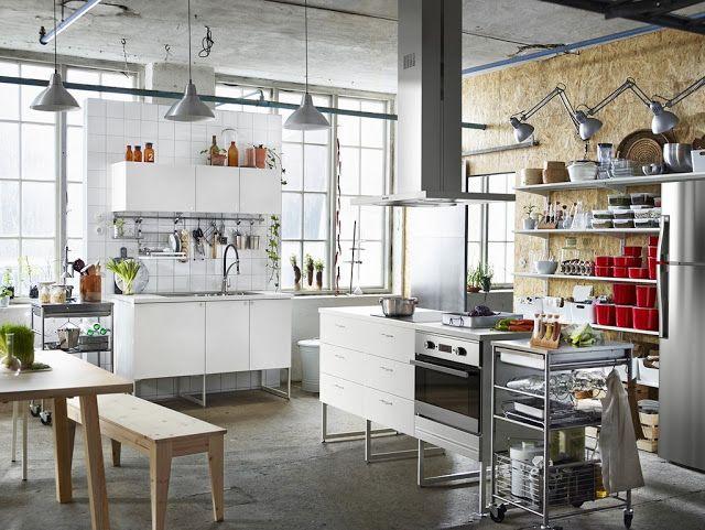 IKEA Katalog 2019 - Küchen | Küche | Ikea küche, Küchen ...