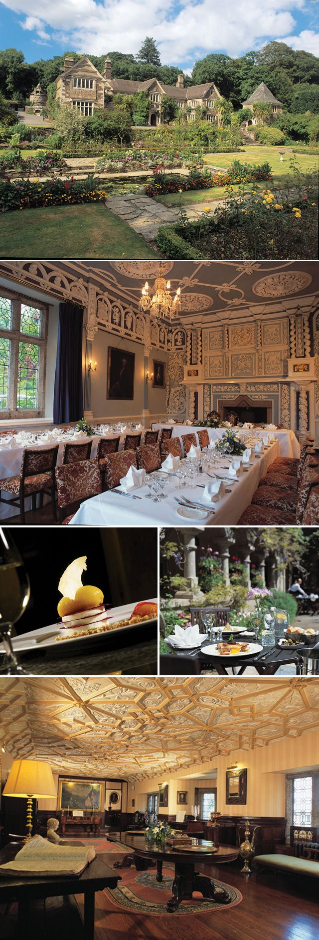 Beautiful (With images)   House styles, English manor ...