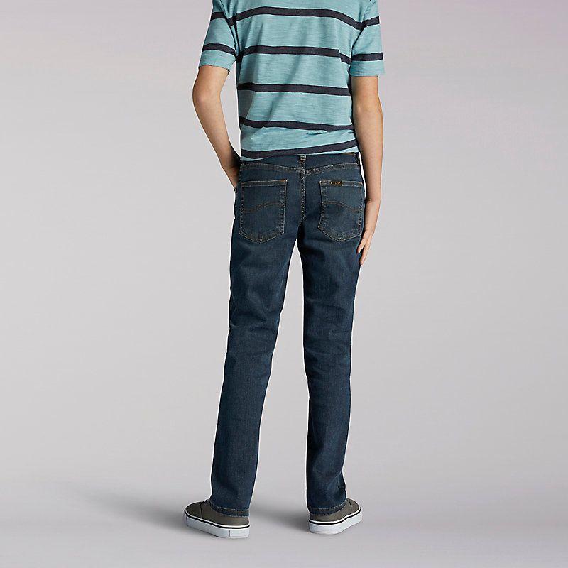 Lee Boy's Slim Fit Jeans (Size 10 Regular)