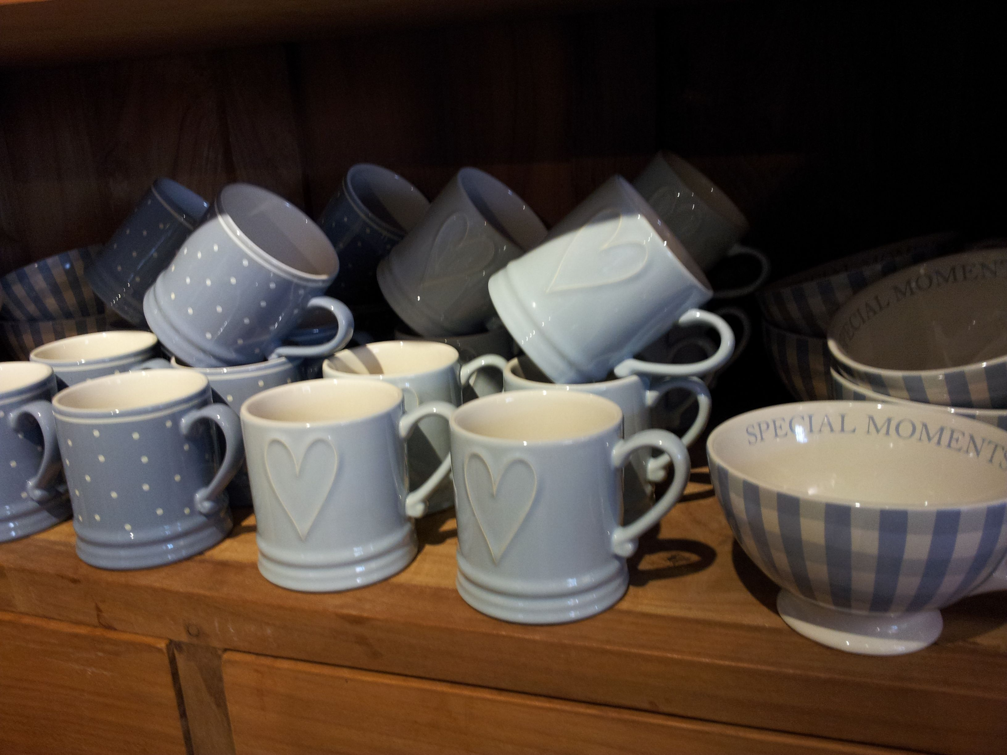 Leuk servies van bastion Collections