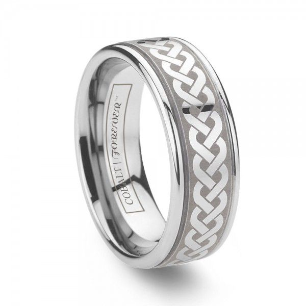 Engagement Rings Galway: Tungsten Wedding Bands, Celtic Wedding