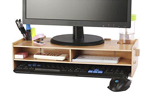 Inspirational Wooden Computer Monitor