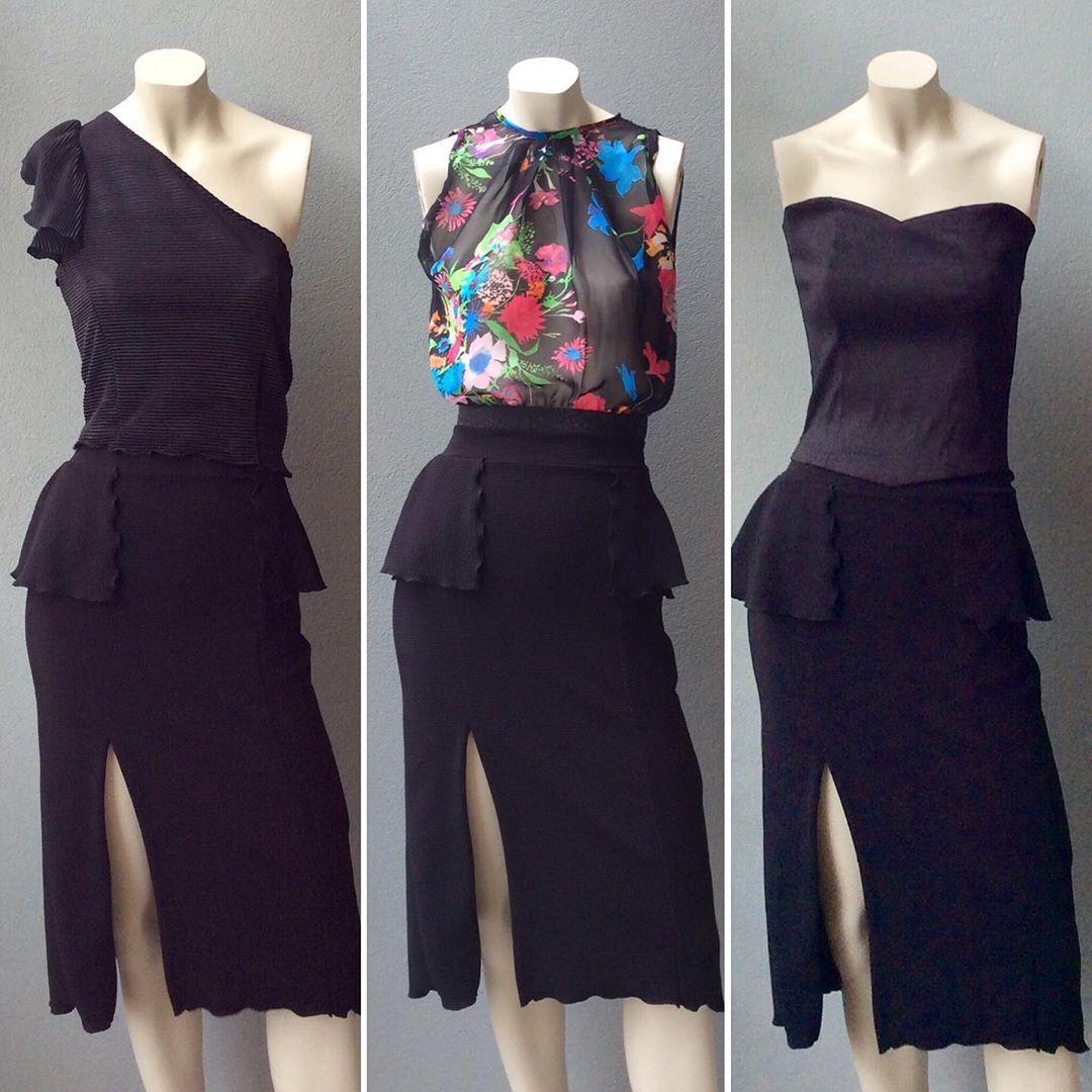 1 Likes 0 Comments Idilia By Claudia Codega Idiliabyclaudia On Instagram Opciones Idilicas Guardemonos Y Seamo In 2020 Tango Skirt Fashion Peplum Dress
