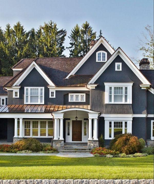 1a3f8b90c887b13c08dde744ced178b2 Jpg 600 717 House Exterior Blue House Paint Exterior House Exterior