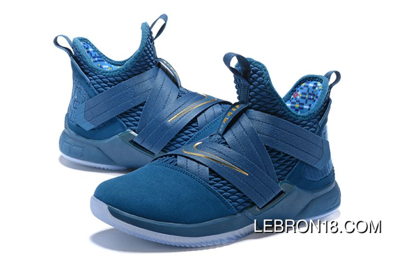 online store 7ebe7 8ec31 New Release Nike LeBron Soldier 12