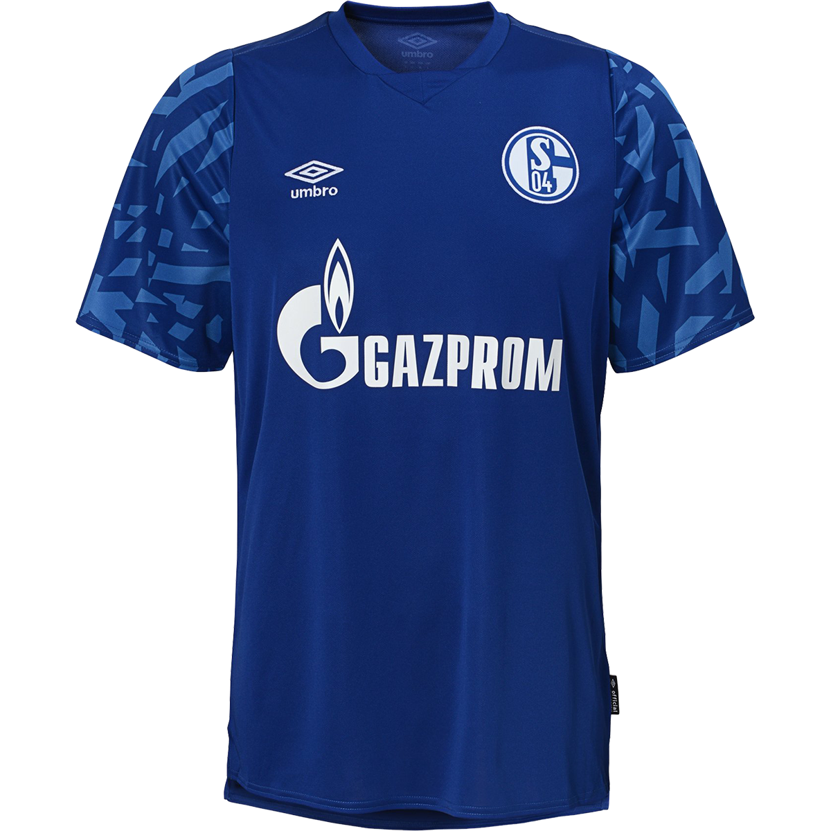 Umbro FC Schalke 04 Herren Auswärts Trikot 201920 weiß
