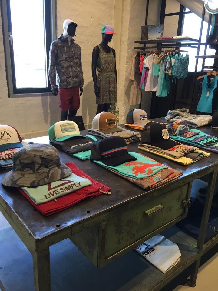 Patagonia Retail Design Interior Styling Showroom Amsterdam Visual Merchandising