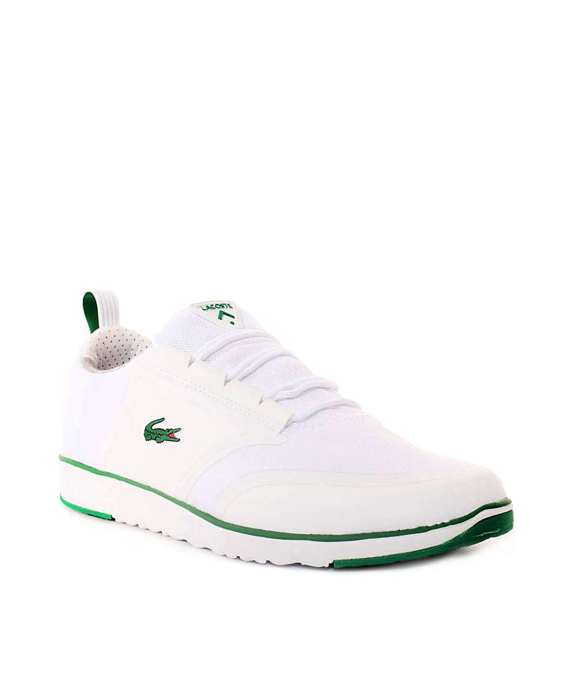 Zapatillas LightShoes Verde Lacoste Blanco Zapatillas 9IH2EeYDWb