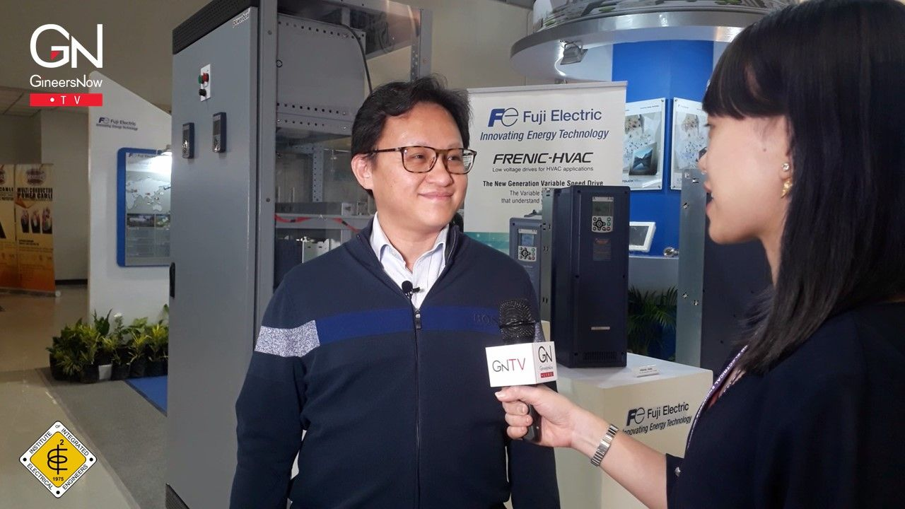 #LeadersTalk with Fuji Electric Asia Pacific