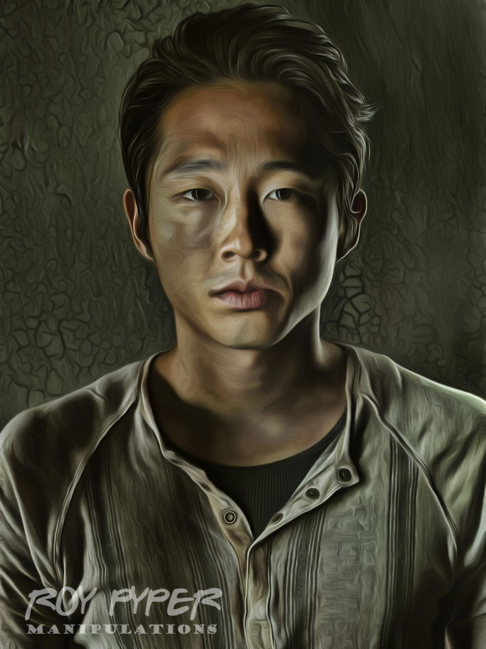 Who Is Glenn Hookup On The Walking Dead