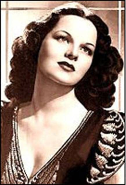 Virginia Hill (1916-1966) was one of the most famous female