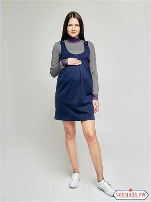 e4bc1191b vestidos para embarazadas sencillos | embarazo MAMÁ en 2019 ...