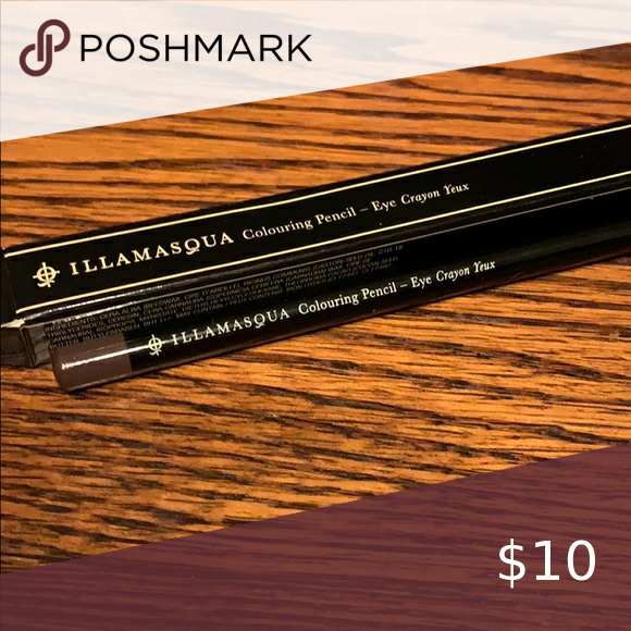 Illamasqua eye crayon Honour (brown) in 2020 Makeup