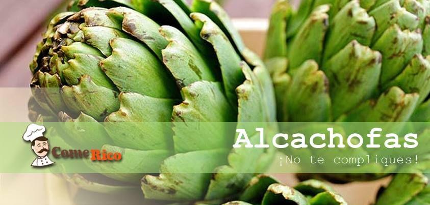 8 buenas razones para comer #alcachofas