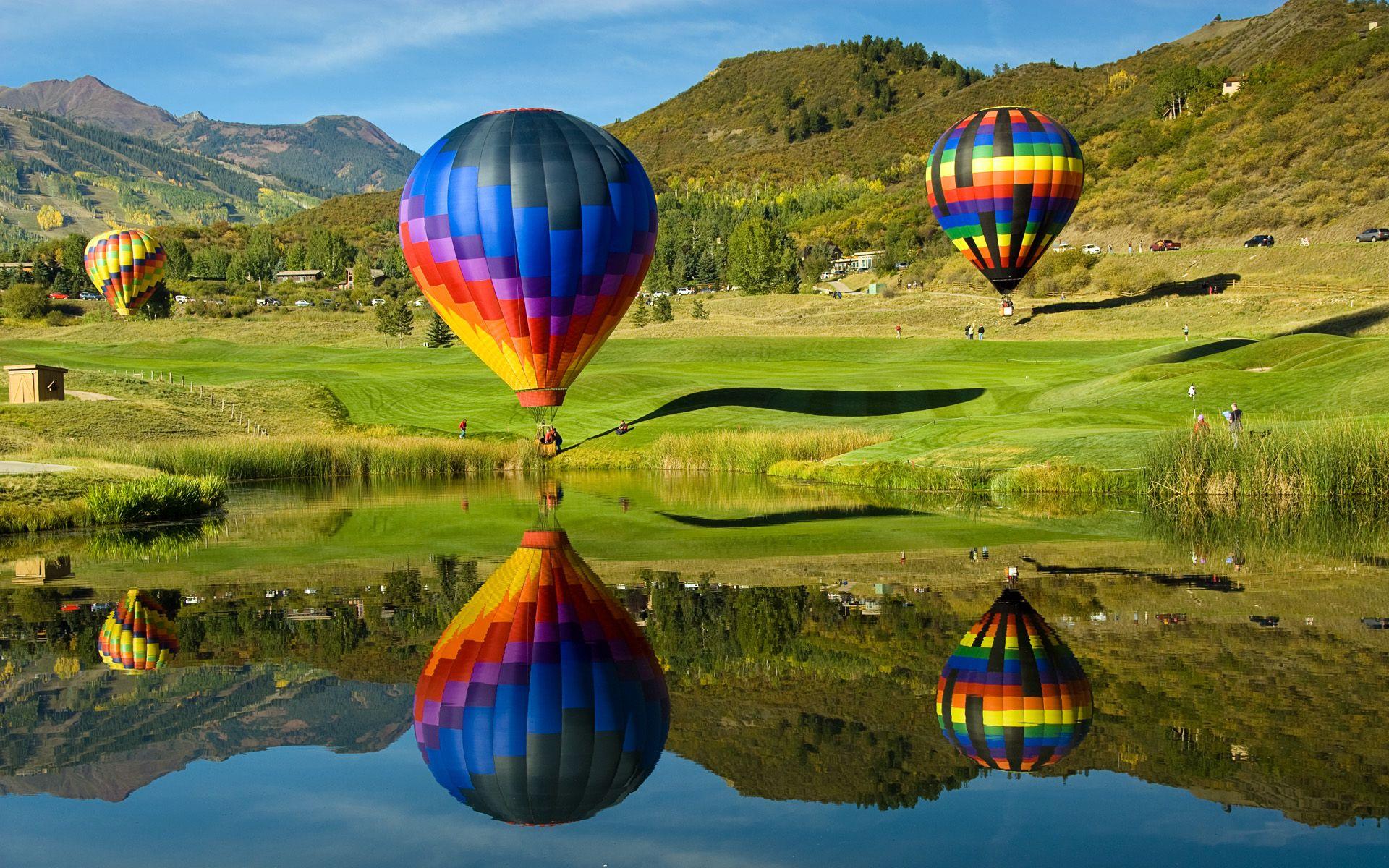 Hot Air Balloons HD Wallpapers. Download Hot Air Balloons