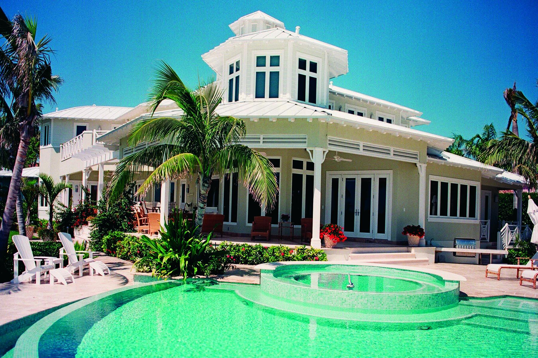 Drexel Metals Regal White Metal Roof Florida Keys