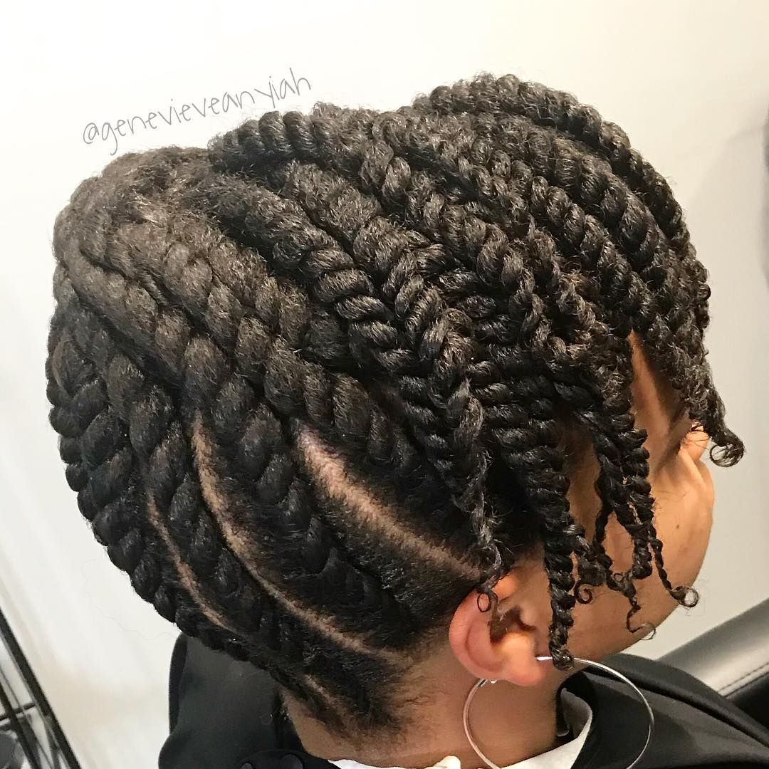 15 Latest Natural Hairstyle Without Attachment In 2020 Protective Hairstyles For Natural Hair Natural Hair Twists Natural Hair Styles