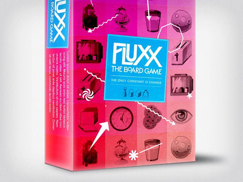 Fluxx Box Concept Games Box Box Box Design