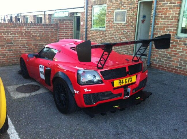 VX220 Turbo Time Attack