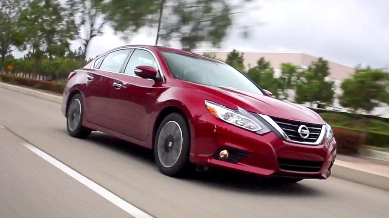 2017 Nissan Altima 169 Month 36 Month Lease 12,000 Miles