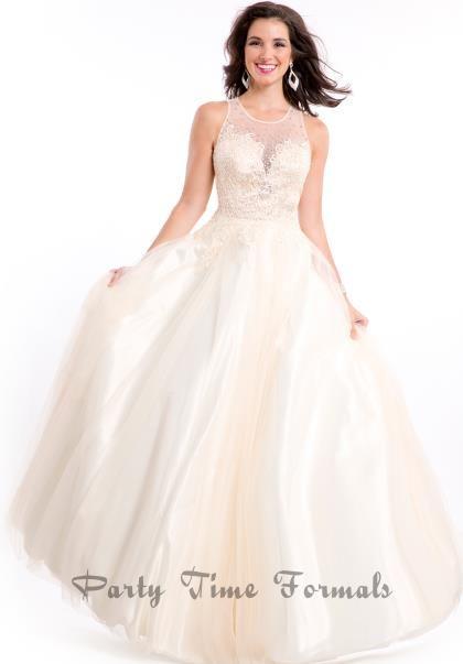 Party Time Dress 6522 Prom Dress - PeachesBoutique.com | Debut ...