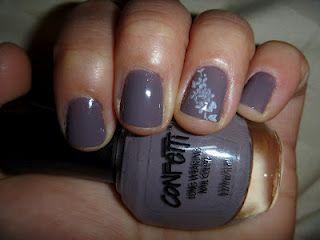 DIY Nail Art Stamping by AmandaK NailPerfection.blogspot.com