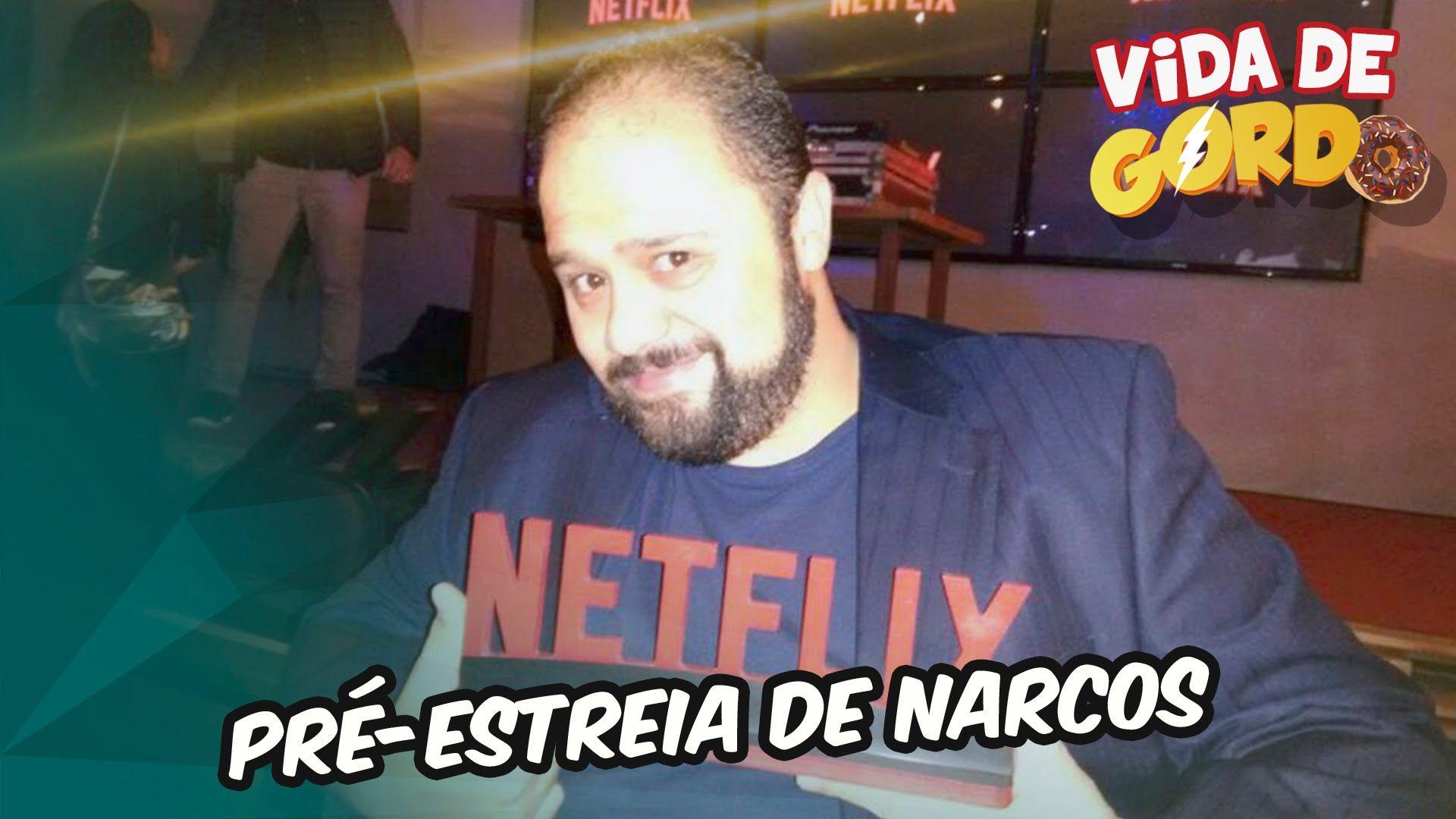 Festa de pre-estreia de Narcos