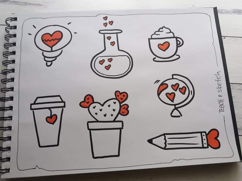 Pin By Katarzyna P On Walentynki Cards Teaching Stetch
